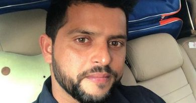 Suresh Raina Biography