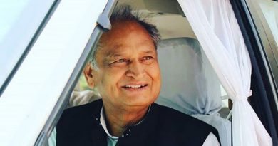 Ashok Gehlot Biography